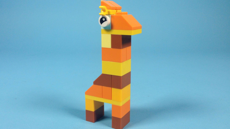 жираф из лего картинки комментариях необходимо