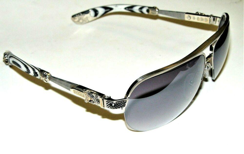 03a21a335 eBay #Sponsored Chrome Hearts Sunglasses Blade Hummer I Buffalo Horn 137MM  w/case