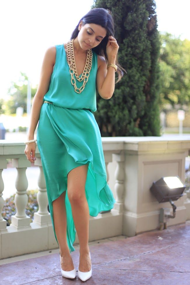 I'm really digging green right now (With images) Fashion