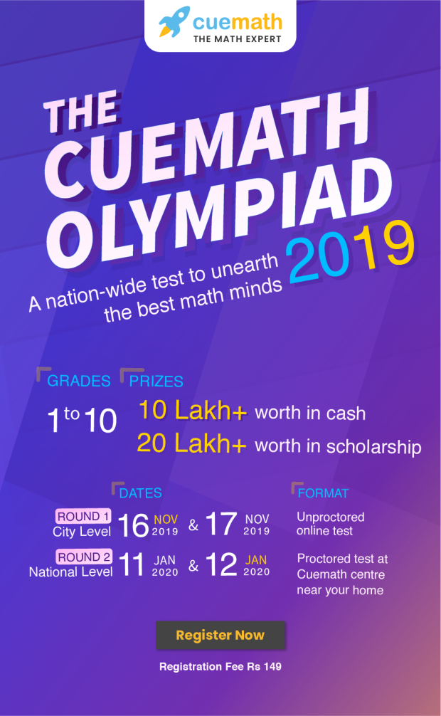 Cuemath Olympiad For Ukg 10std Students Math Expert Critical