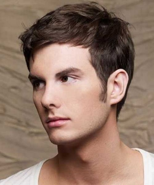 Superb 1000 Images About Mens Haircuts On Pinterest Hairstyles Hairstyles For Women Draintrainus