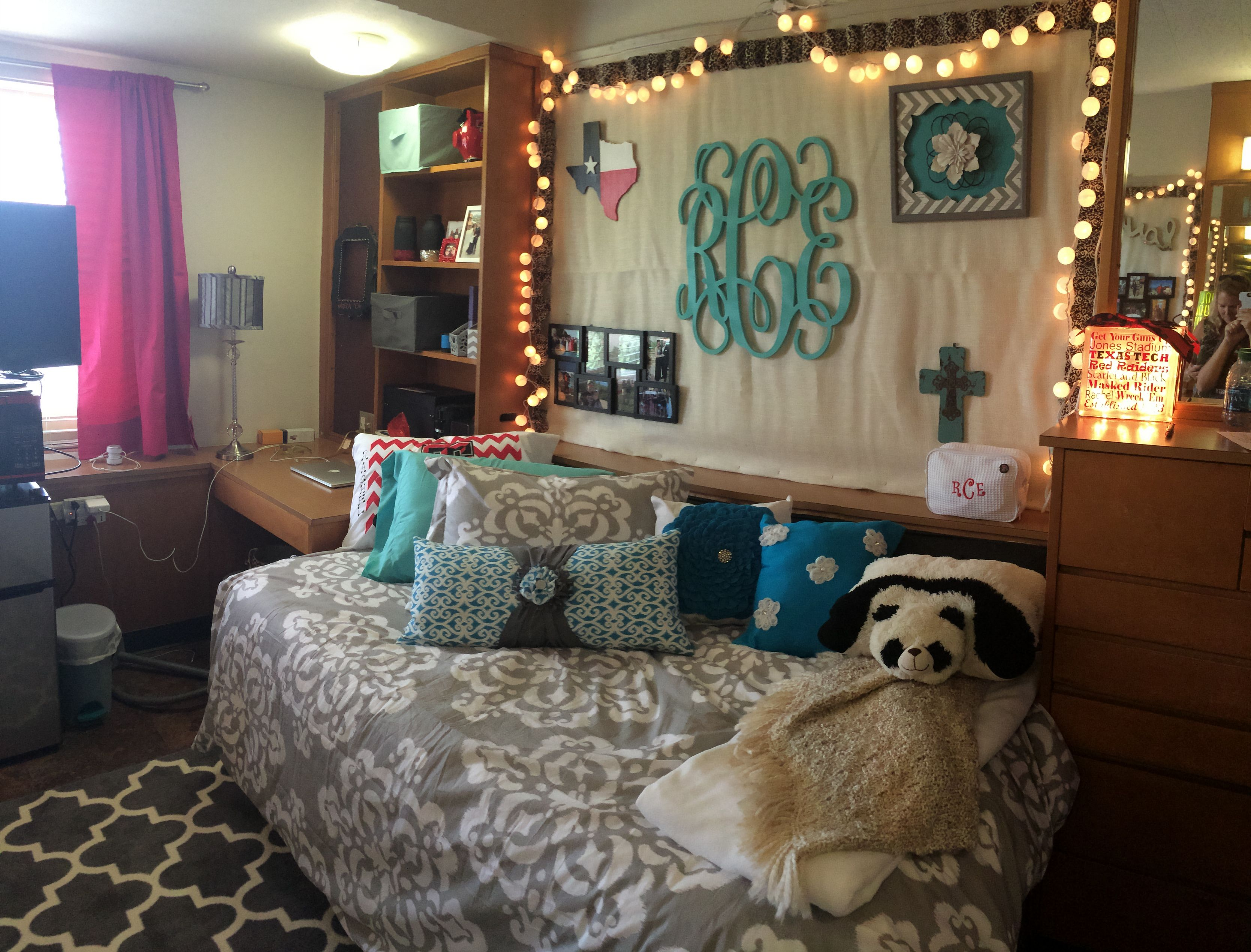 Texas Tech Dorm Hulen For College In 2019 College