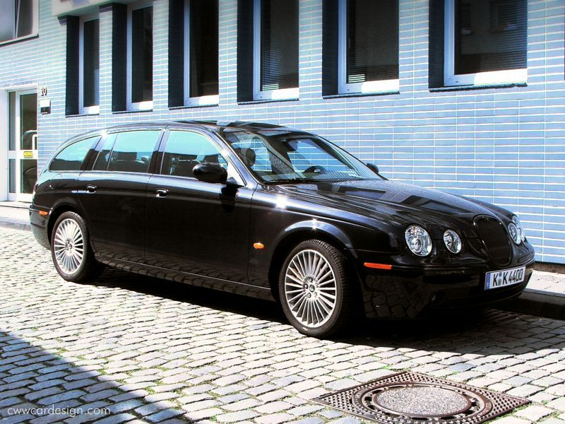 Jaguar S Type Estate