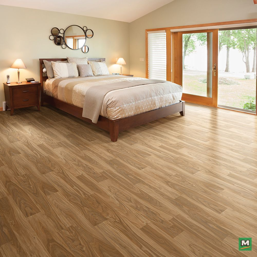 Mohawk® Force Sheet Vinyl Flooring is the perfect solution