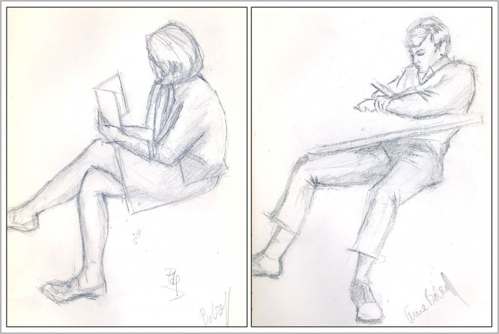 2StudyHallSketches