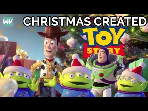 christmas created toy story discovering disney youtube - Toy Story Christmas Movie