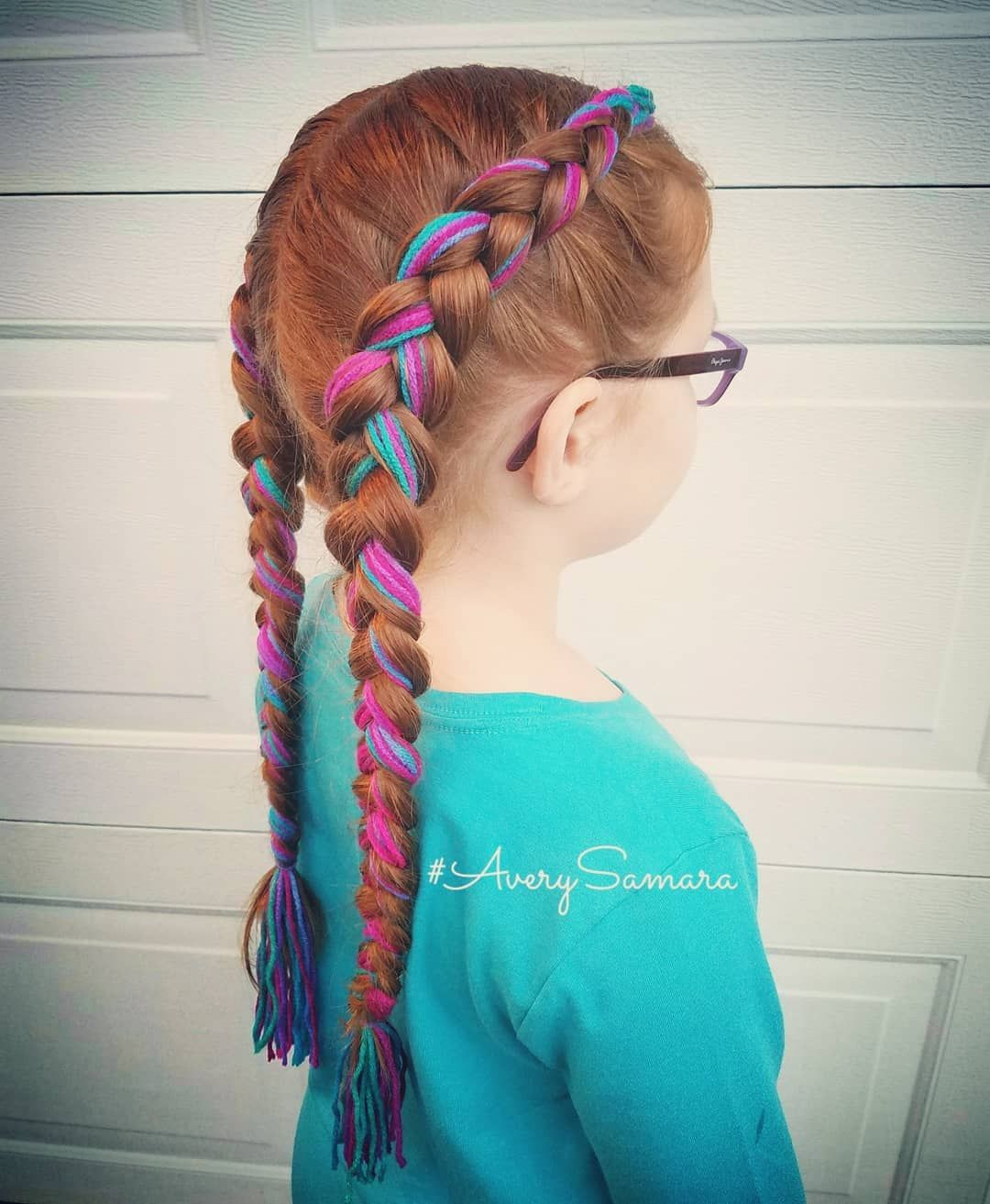 Pin On Creative Braids Styles