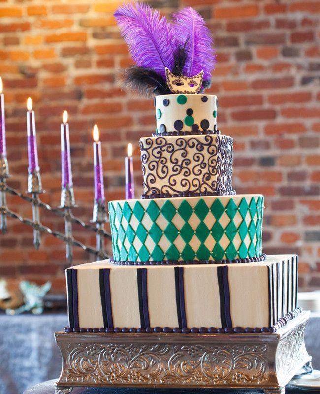 Ideas & Advice | Mardi gras, Wedding cake and Weddings