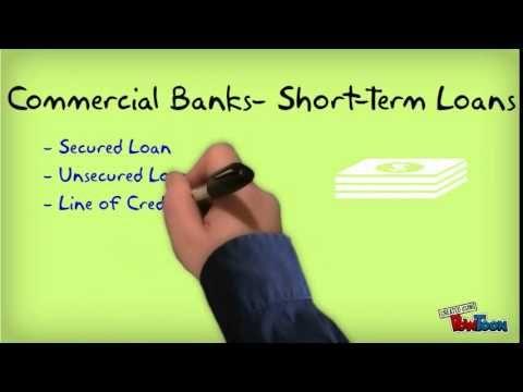 Short-Term Financing https://www.youtube.com/watch?v ...
