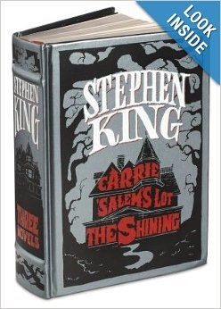 Stephen King: Three Novels - Carrie, Salem's Lot, The Shining: Stephen King: 9780307292056: Amazon.com: Books