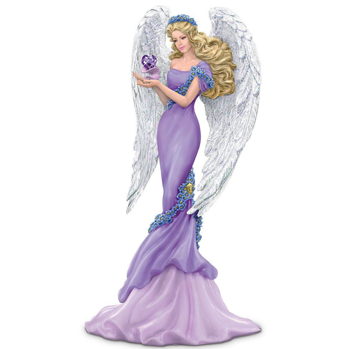 Amazon.com - Thomas Kinkade Alzheimer's Support Angel ...