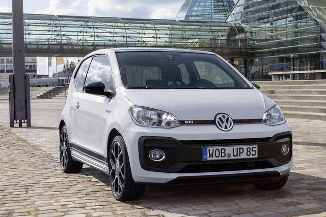 Volkswagen Up Gti Annunciato Il Prezzo In Germania