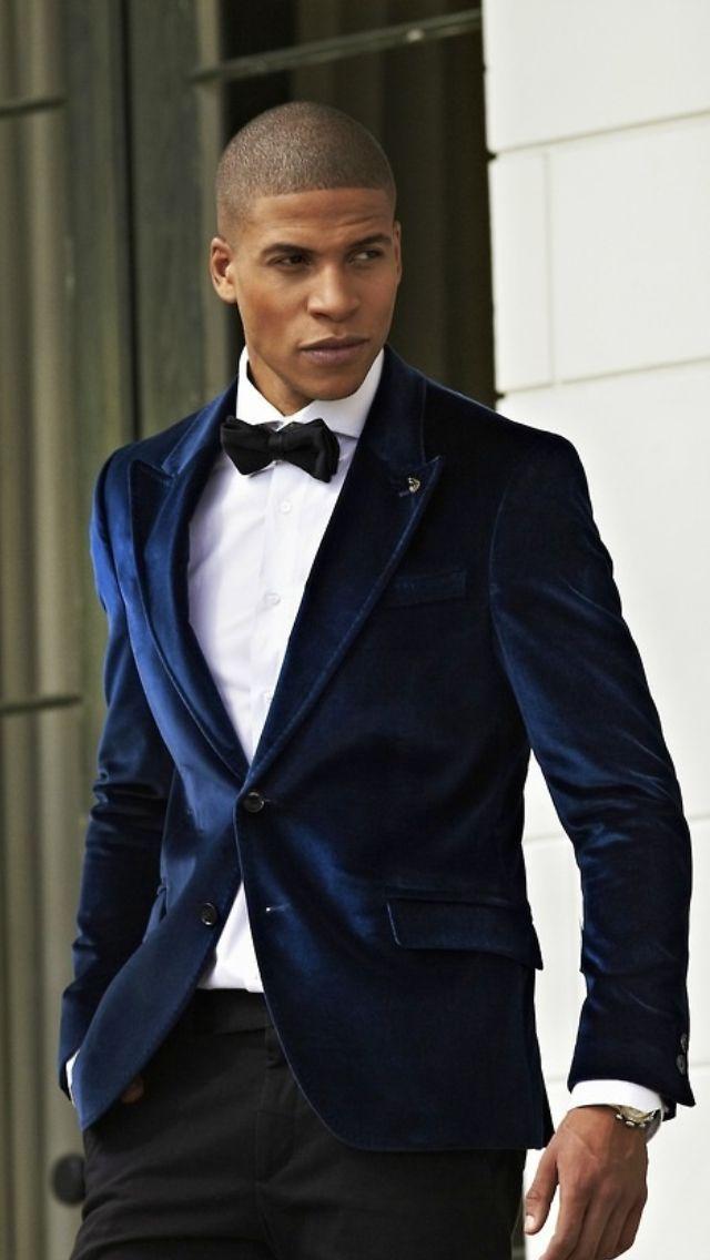 Black sport coat to a wedding