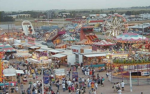 Adams County Fair In Hastings Ne What A Great Fairway Art In