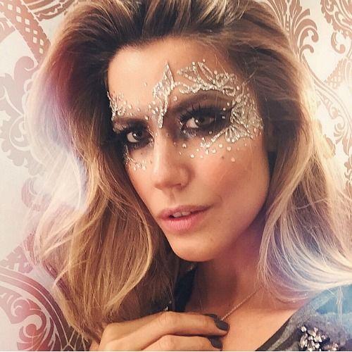 maquiagem com pedras - Pesquisa Google