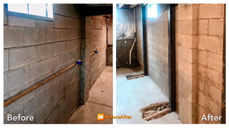 Pier And Beam House Leveling Dallas Tx Foundation Repair Beam House Pier And Beam Foundation