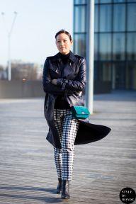 STYLE DU MONDE / Paris Fashion Week FW 2015 Street Style: Rachael Wang  // #Fashion, #FashionBlog, #FashionBlogger, #Ootd, #OutfitOfTheDay, #StreetStyle, #Style