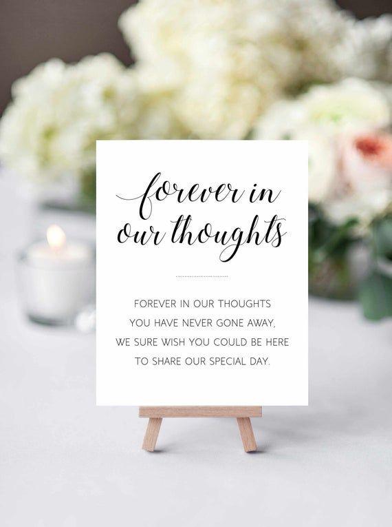 Digital Download Wedding Decor Printable Wedding Wedding Memorial Sign Those We Love In Memory Sign Wedding Printables