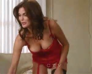 lisa hayes from robotech naked
