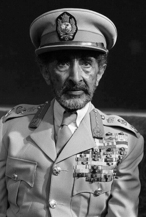 Haile Selassie 1st   Haile selassie, African royalty, Rastafari art
