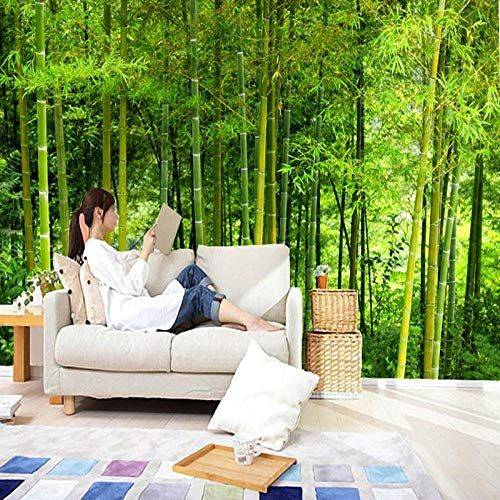 Best Mural Wallpaper Customize 4D Wall Decoration Nordic Wind 400 x 300