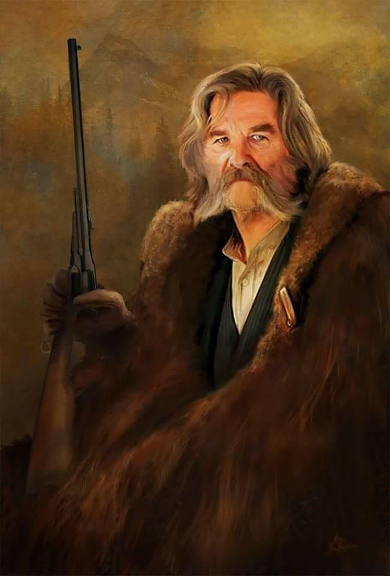 Hateful Eight Kevin Wilson With Images Quentin Tarantino Movies Alternative Movie Posters