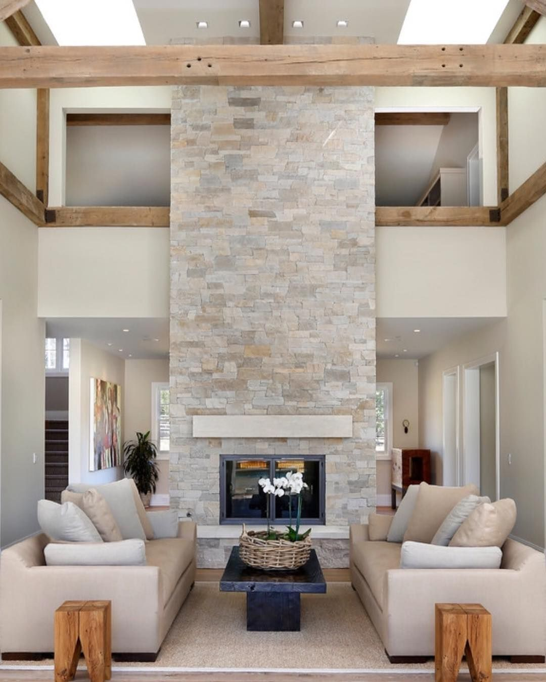 Guide For More Home Decor Ideas Inspiration Credit Pacific Fireplace With Stonemodern