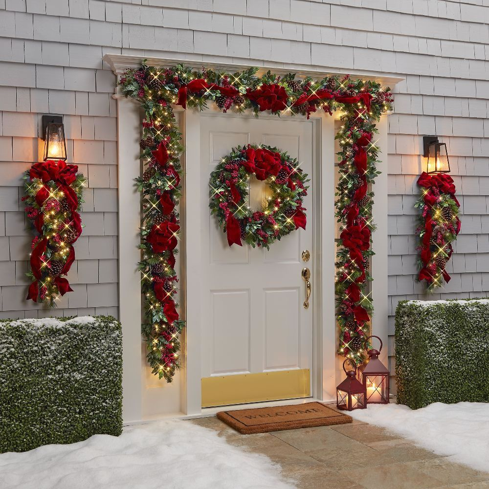 Outdoor Christmas Lights: Ideas To Inspire You