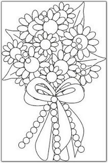 Beautiful Bridal: Wedding Coloring Pages | Bridal shower | Pinterest ...