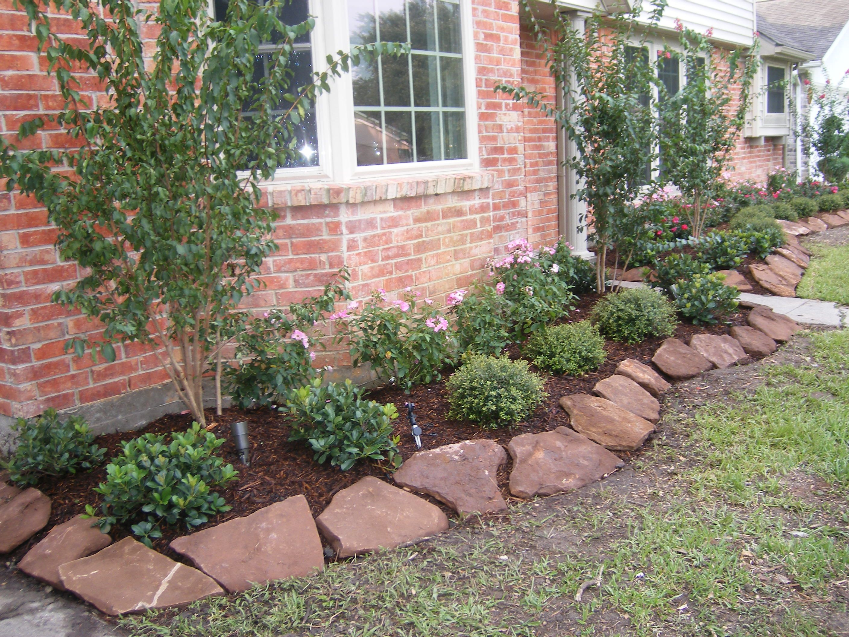 Houston Landscaping Gallery » Richards Total Backyard Solutions