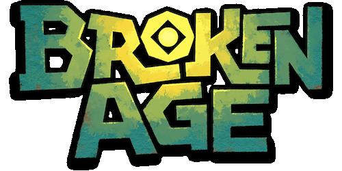 Broken Age logo