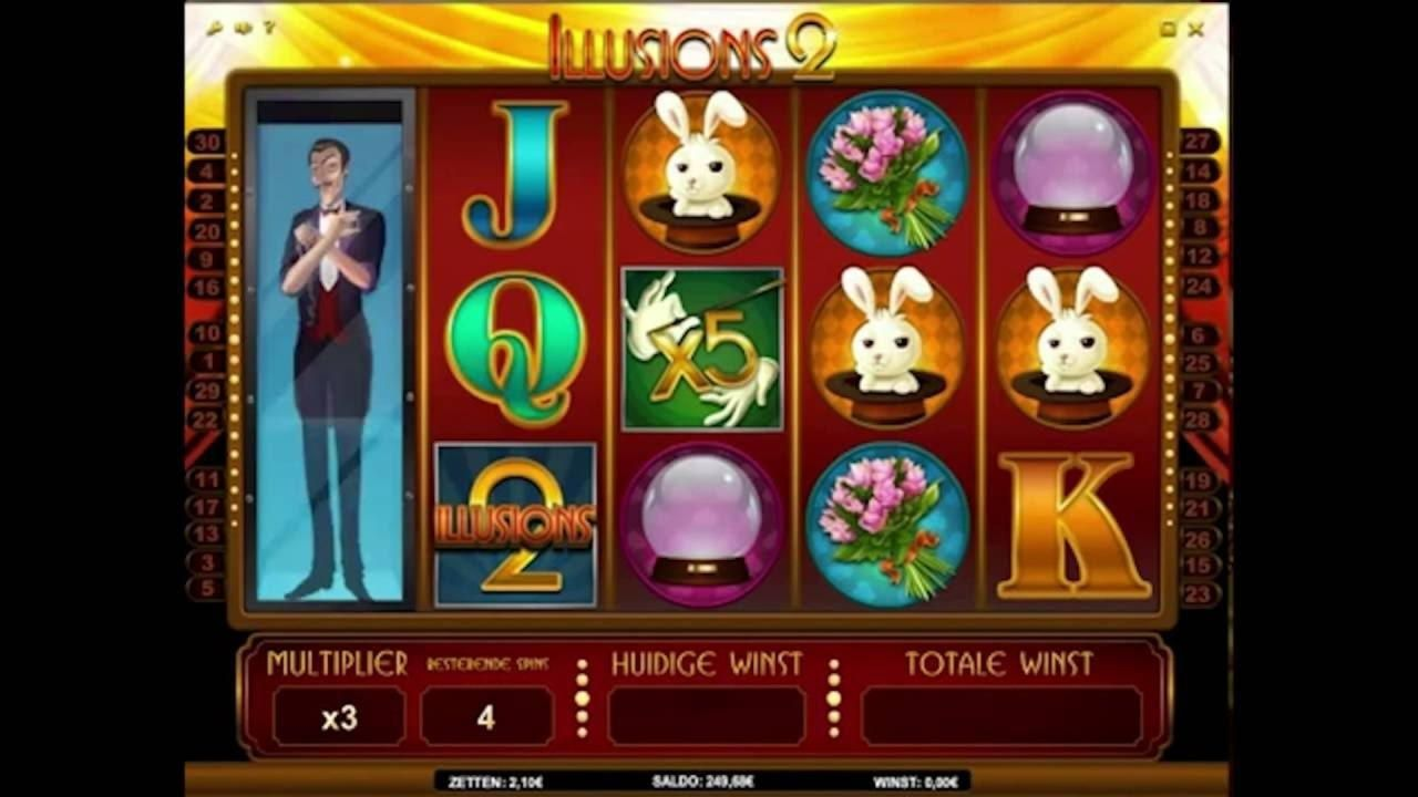 Play The Halloween Horrors Slots With No Download Here
