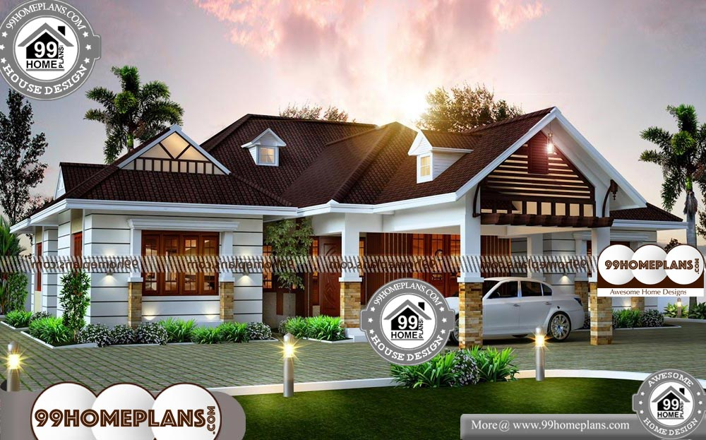 Modern Home Plans One Story Traditional Ideas | Dream ...