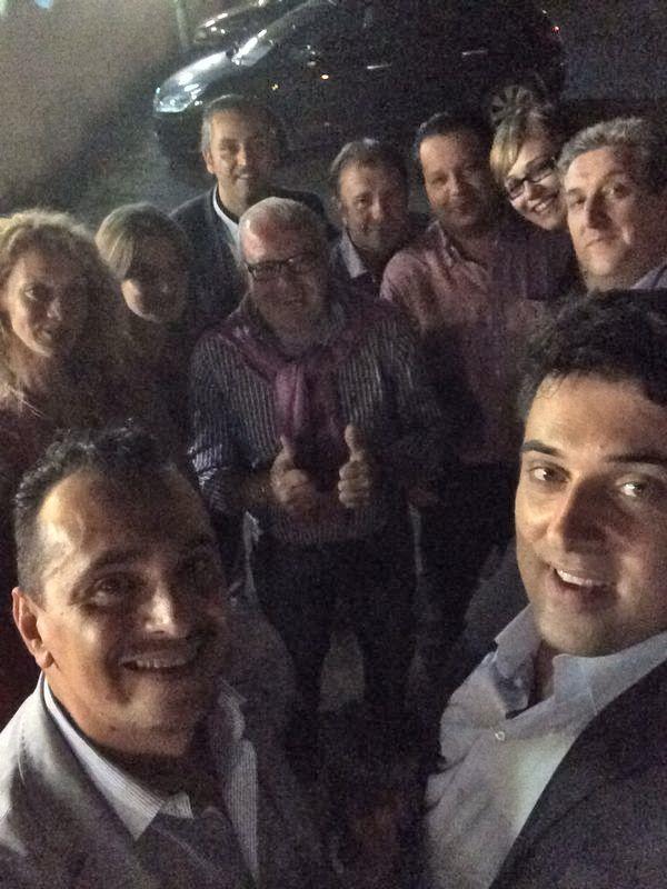 MYevent Salerno 24 luglio 2014 con Vincenzo Bisogno&Co.