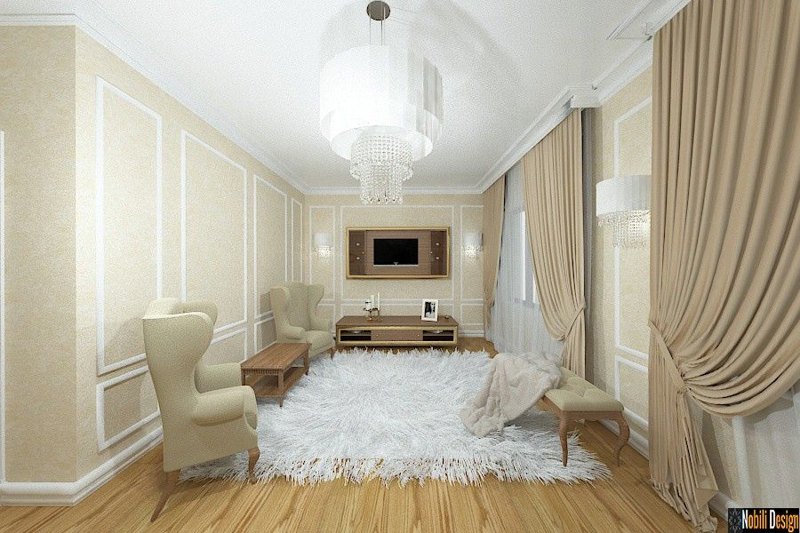 Design interior casa clasica in Braila Design