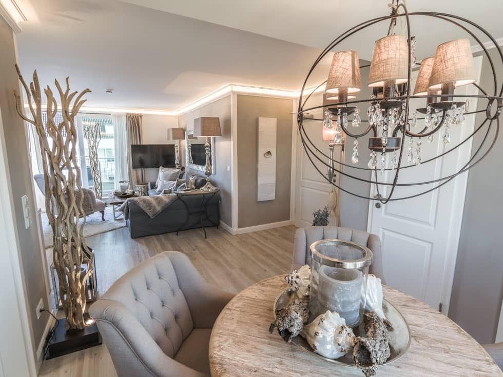 Luxuriöse Wohlfühlwohnung Auf Zwei Ebenen | Scharbeutz, Ferienwohnung Und  Landhäuser