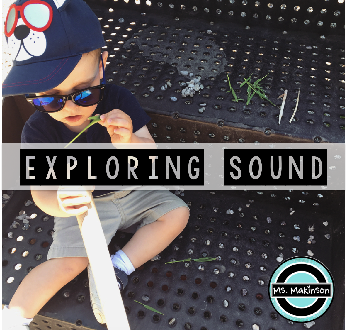 Exploring Sound At The Park