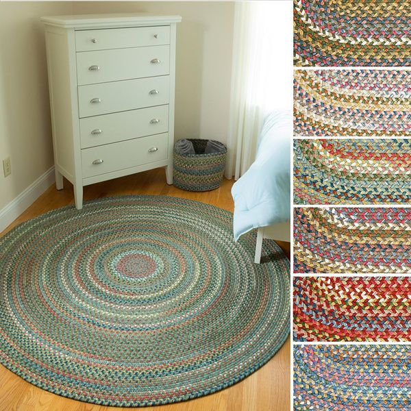 6 Foot Round Rug House Decor Ideas