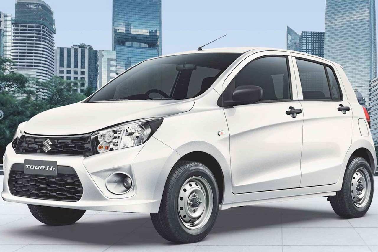 Maruti Celerio Tour H2 Taxi Variant Priced At 4 2 Lakh Suzuki