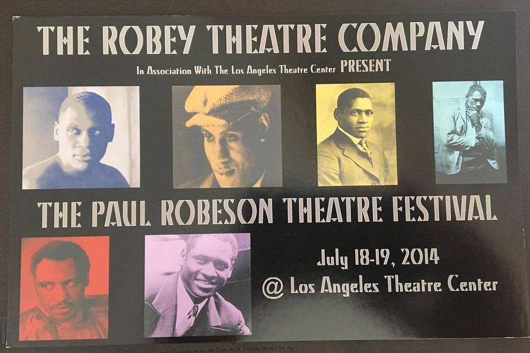 #tbt  the first Paul Robeson Theatre Festival held in 2014. And we are bringing it back this year. #black #blacktheatre #passion #robeytheatre #production #festival #pictureoftheday #picoftheday #thankful