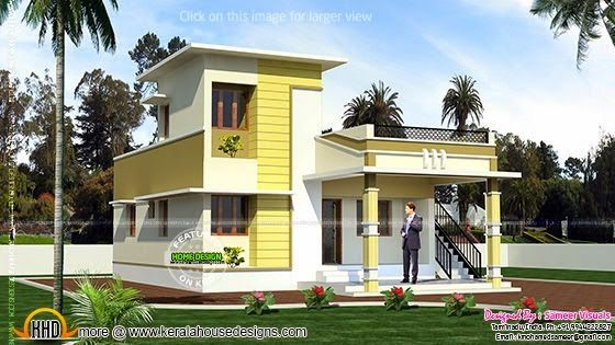 Kerala Home Design And Floor Plans Kerala House Design House Design Luxury House Plans