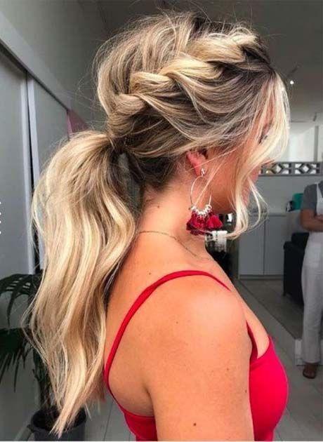 Prom Frisuren für Frauen 2019 -  Prom Frisuren für Frauen 2019  - #beautifulhairstylesforwedding #differenthairstyles #diyhairstyleslong #diyweddinghairstyles #frauen #frisuren #für #hairstylesforwomen #hairstylesweddingguest #homecominghairstyles #prom #weddinghairstyle #messyupdos