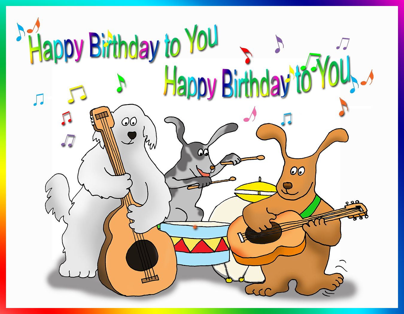 Image result for happy birthday wishes music notes Happy