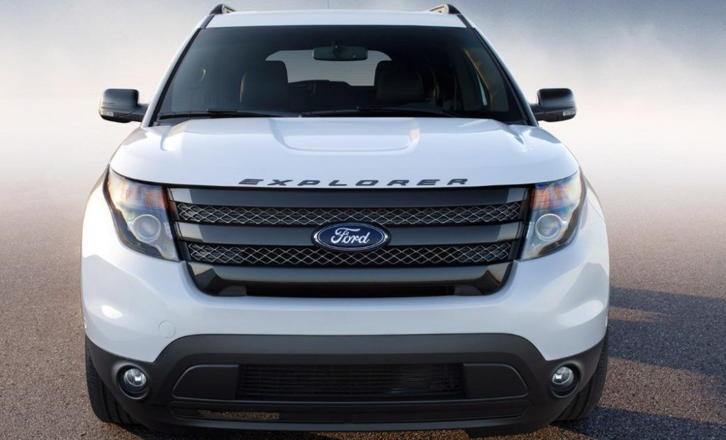 2017 Ford Explorer Review, Interior, Price Ford explorer