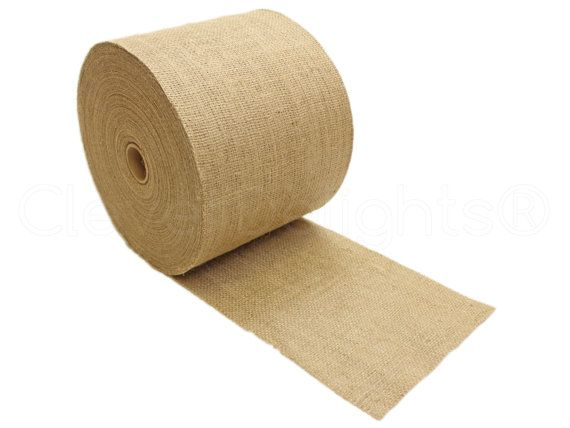 8 Burlap Roll 100 Yards Use This 50 Yard Burlap Roll For Countless Home And Party Projects Make Custom Table Runners D Burlap Rolls Burlap Fabric Burlap