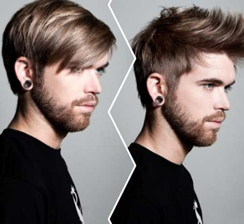 Men Medium Undercut Hairstyles Mens Hairstyles Haircuts For Men Mens Hairstyles Medium
