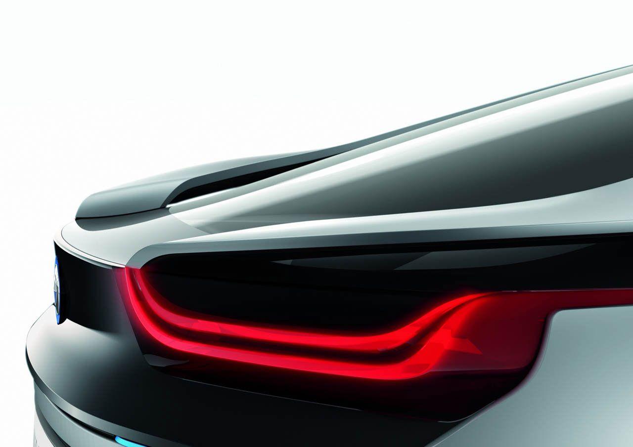 Bmw I8 Concept Tail Light Automotive Design Concepts