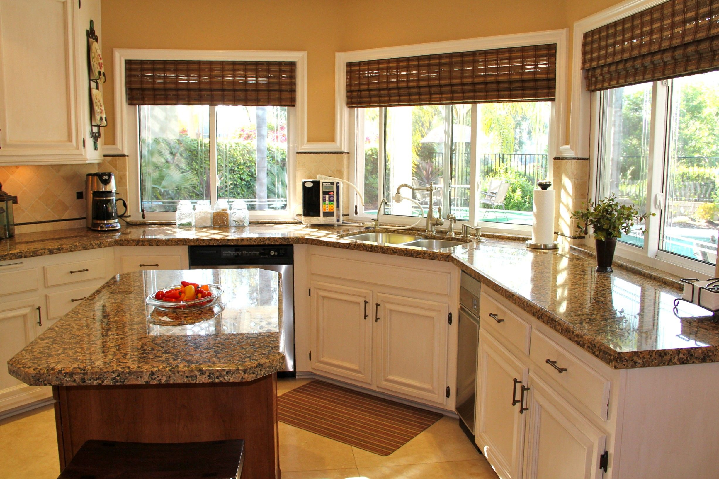 Ordinaire Curtains For Kitchen Windows Above Sink   Google Search