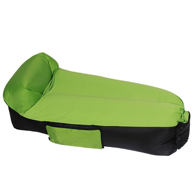 Super Portable Lazy Inflatable Air Bed Sofa Lounger Chair Camping Bralicious Painted Fabric Chair Ideas Braliciousco