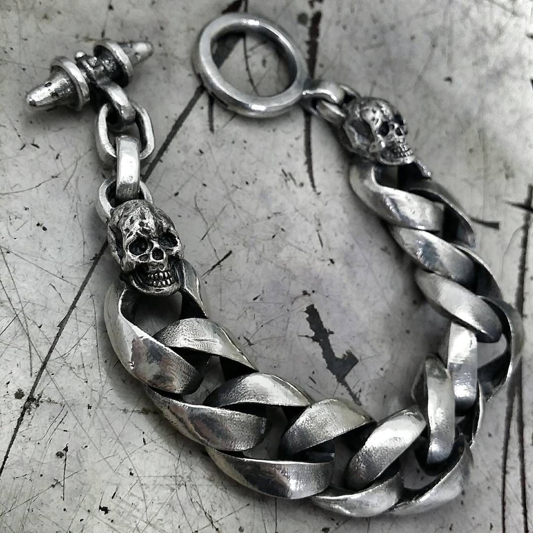 Sterling Silver  Thick Chain  My Style en 2018